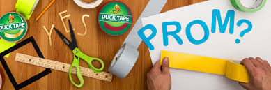 stuck at prom scholarship contest duck brand