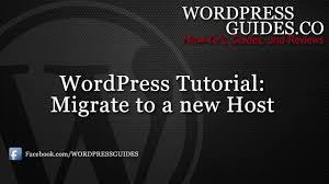 How To Migrate / Transfer WordPress To A New Host - YouTube Wordpress Hosting Fast Reliable Lyrical Host 15 Very Faqs On Starting A Selfhosted Blog Best Shared For The Beginners Guide 10 Faest Woocommerce Wordpress Small Online Business Theme4press How To Install Manually Web In 2017 Top Comparison Reviews Eukhost Premium 50 Gb Unlimited Blogs 3 For 2016 Youtube Godaddy Managed Review Startup Wpexplorer Themes With Whmcs Integration 2018 20 Athemes