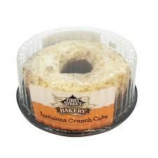 First Street Louisiana Crunch Cake 36 oz from Smart & Final