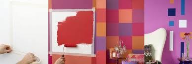 wandmalerei 4 ideen für die kreative farbgestaltung