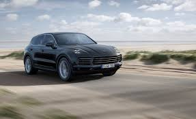 100 Porsche Truck For Sale 2019 Cayenne Photos And Info News Car And Driver