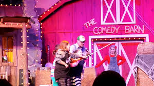 Michael And Destiny At The Comedy Barn - YouTube August 2015 Savvy Sightseeing Moms Comedy Barn Theater In Pigeon Forge Tn Tennessee Vacation Discount Tickets To The Juggler At The Niels Duinker From Holland Presents Youtube 2014 Promo Vintage Videos Smokies Crazy Shenigans Jungle Jack Hanna Saves Child Seerville Highway 441 Billboard Advertising Sign Stock