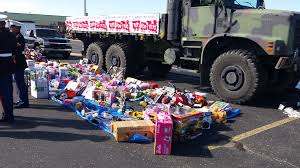 100 Toys 4 Trucks Fullscale Employee Helps With For Tots Drive Employee News