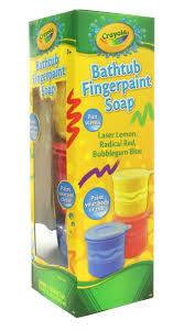crayola bathtub fingerpaint soap by play visions best bathtub