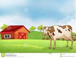 Barn Farm Cow to Pin on Pinterest PinsDaddy