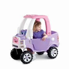 100 Little Tikes Semi Truck Princess Cozy Coupe Riding Push Toy Hayneedle