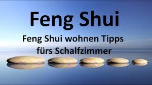 feng shui wohnen tipps fürs schlafzimmer
