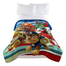 Team Umizoomi Bedding by Amazon Com Nick Jr Ml5328 Paw Patrol Puppy Hero Comforter Home