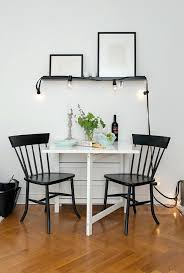 Apartment Dining Table Trendy Functional Room Ideas For Small Apartments Studio