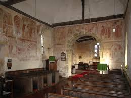 100 Church Interior Design St Botolphs Hardham Wikipedia