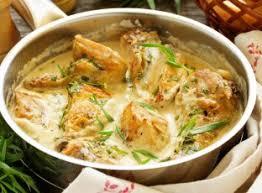 cuisiner les filets de poulet filets de poulet à la moutarde et à la crème recette de filets de