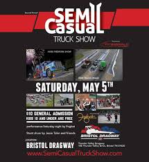100 Free Semi Truck Games Bristol Dragway The Casual Show Presented By Facebook