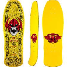 Powell Peralta Tony Hawk Skateboard Decks by Powell Peralta Per Welinder Nordic Skull Reissue Skateboard