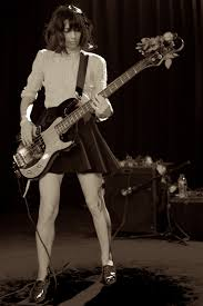 Smashing Pumpkins Bassist Siamese Dream Cover by Nicole Fiorentino Of The Smashing Pumpkins Bass Guitars And
