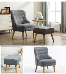 100 Accent Chairs With Arms And Ottoman Elegant Design Fabric Leg Arm Club Chair Home