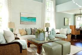 Example Of A Classic Living Room Design In Salt Lake City With Blue Walls