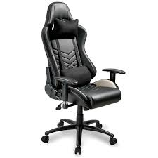 US $129.99  High Back Executive Gaming Chair Ergonomic Computer Desk Task  Swivel Office Chair Racing Chair Backrest Seat Height Adjustment-in Office  ... Soho Sardinia Highback Executive Chair Pu Leather High Back Office Task Ergonomic Computer Desk Titan Big And Tall Sierra Office Chair Grey Microfiber High Back Executive Modern Best Mesh With Headrest Buy Chairergonomic Chairoffice Mocha Eco Ergodynamic Sumo Faux Black Ofm Collection Model 500l By Flash Fabchair Ayrus With Extra Cushion Color Upholstery Center Tilt Mechanism Chrome Plated Premium Base