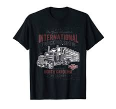 100 Great American Trucking Amazoncom The Show Trucker Tee Shirt Clothing