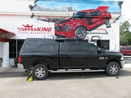 2015 Dodge RAM 2500 With LEER 122 - TopperKING : TopperKING ...