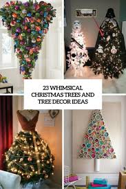 The Grinch Xmas Tree by 23 Whimsical Christmas Trees And Tree Décor Ideas Digsdigs