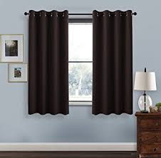 amazon com blackout curtains for living room pony dance durable
