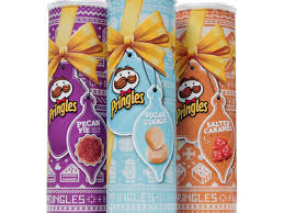Pumpkin Spice Pringles 2017 by The Newest Pringles Holiday Flavor Tasting Table