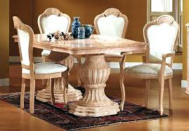 Italian Dining Table Sets Set Home Design Furniture Within