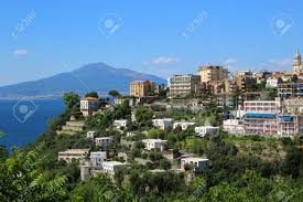 100 Houses In Sorrento Ocean View Of Coastal Features Of Italy In With Cliffside