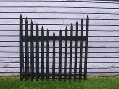 Halloween Cemetery Fence Ideas by Graveyard Fence Over Rebar Ok This Is Awesome Halloween