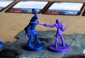 Review Dungeons And Dragons The Legend Of Drizzt Board Game