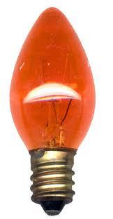 light bulbs colored tapered candelabra base national artcraft