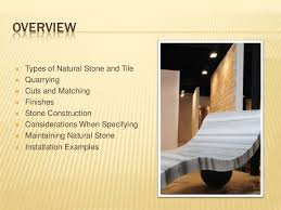 Types Of Natural Stone Flooring by Natural Stone Application For Interiors