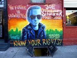 joe strummer mural avenue a 7th street 2010