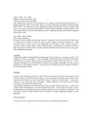Example Of A Profile For Resume Customer Service Manager