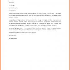 Proper Resume Cover Letter How To Do A For Professional Template