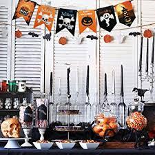 amazon com halloween decorations hip2cart halloween flag