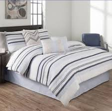 Bed Bath Beyond Pensacola by Covington 8 Piece Comforter Set In Grey Black Comforter