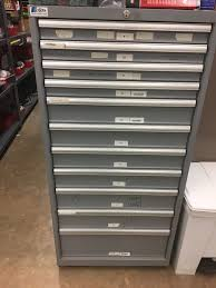 Stanley Vidmar Cabinet Drawer Dividers by Buying A Tool Box To Only Store Parts The Garage Journal Board
