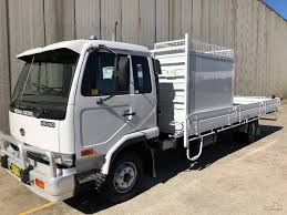 100 240 Truck 2007 UD MK Trucksalescomau