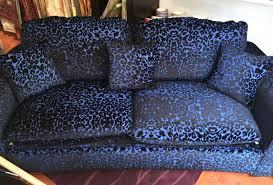 tapisser un canapé les tissus d ameublement pour tapisser les canapés vendus par la