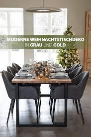 moderne weihnachtstischdeko moderne weihnachtsdeko
