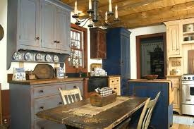 Primitive Kitchen Furniture Cabinets For