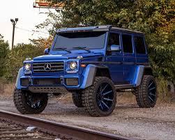 100 G Wagon Truck DUB Magazine Lil Babys MercedesBenz AM 550