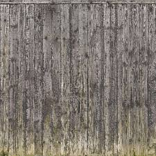 Wood Planks Old Dirty Burned Siding Mossy