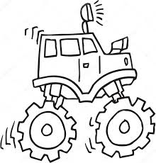 Tough Doodle Truck Vector Illustration Art — Stock Vector ... Doodle Truck Iphone App Review Youtube Vehicle Service Delivery Transport Vector Illustration Tractor With A Farm And Trees Fence Rooster Stock Art More Images Of Backgrounds 487512900 Truck Doodle Drawing Hchjjl 82428922 Airport Stair Helicopter Fun Iosandroid Tablet Hd Gameplay 317757446 Shutterstock Stock Vector Travel 50647601
