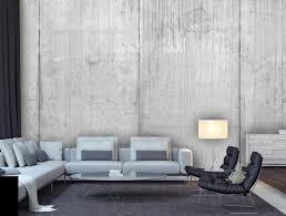 fototapete beton wand grau rohbau fototapeten tapete wandbild mauer wand beton m1433