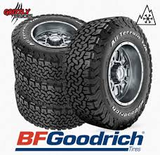 BFGoodrich T/A K02 All Terrain – Grizzly Trucks