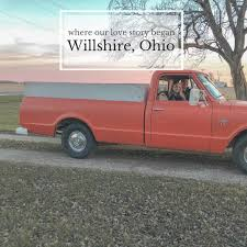 100 Ohio Light Truck Where Our Love Story Began Willshire Destination Dorworth