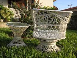 Vintage Russell Woodard Patio Furniture by Still Stunning Vintage Resale Vintage Russell Woodard Style