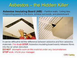 Asbestos Ceiling Tile Identification by Asbestos Ceiling Fireproofing Panels Mesothelioma Cancer Asbestos